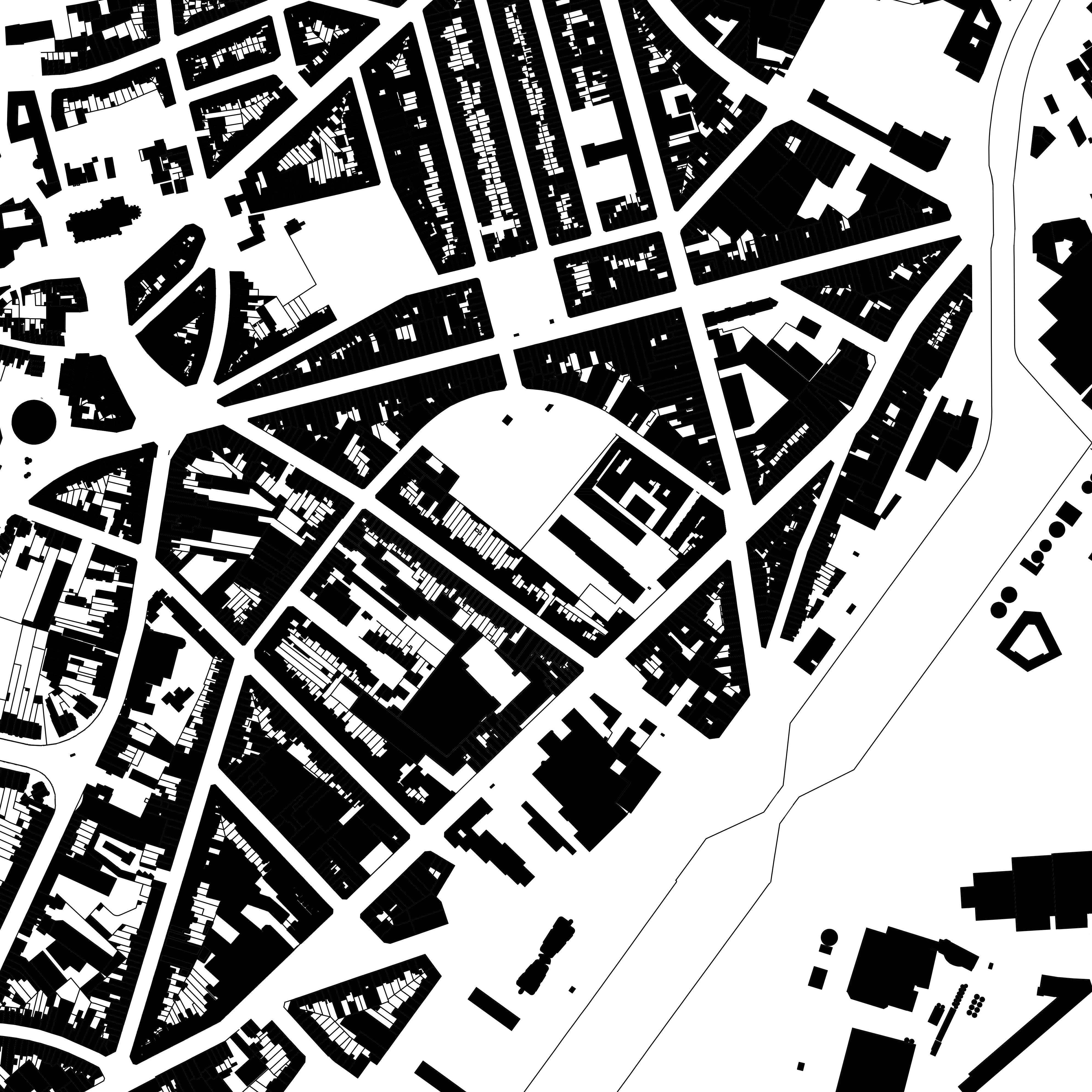 Rauter, collectieve woningen, Anderlecht-1300973869