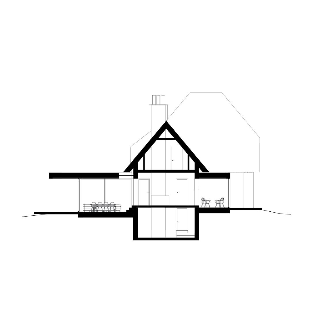 Woning NEI, uitbreiding en renovatie, Genk-833204366