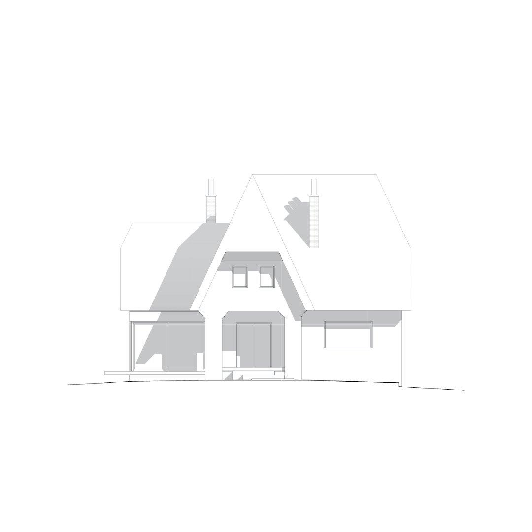 Woning NEI, uitbreiding en renovatie, Genk-940011147