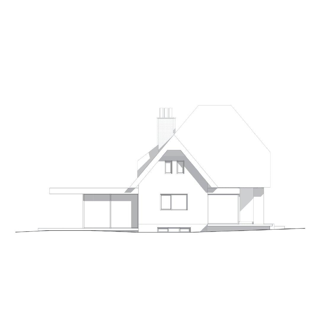 Woning NEI, uitbreiding en renovatie, Genk-2027475433