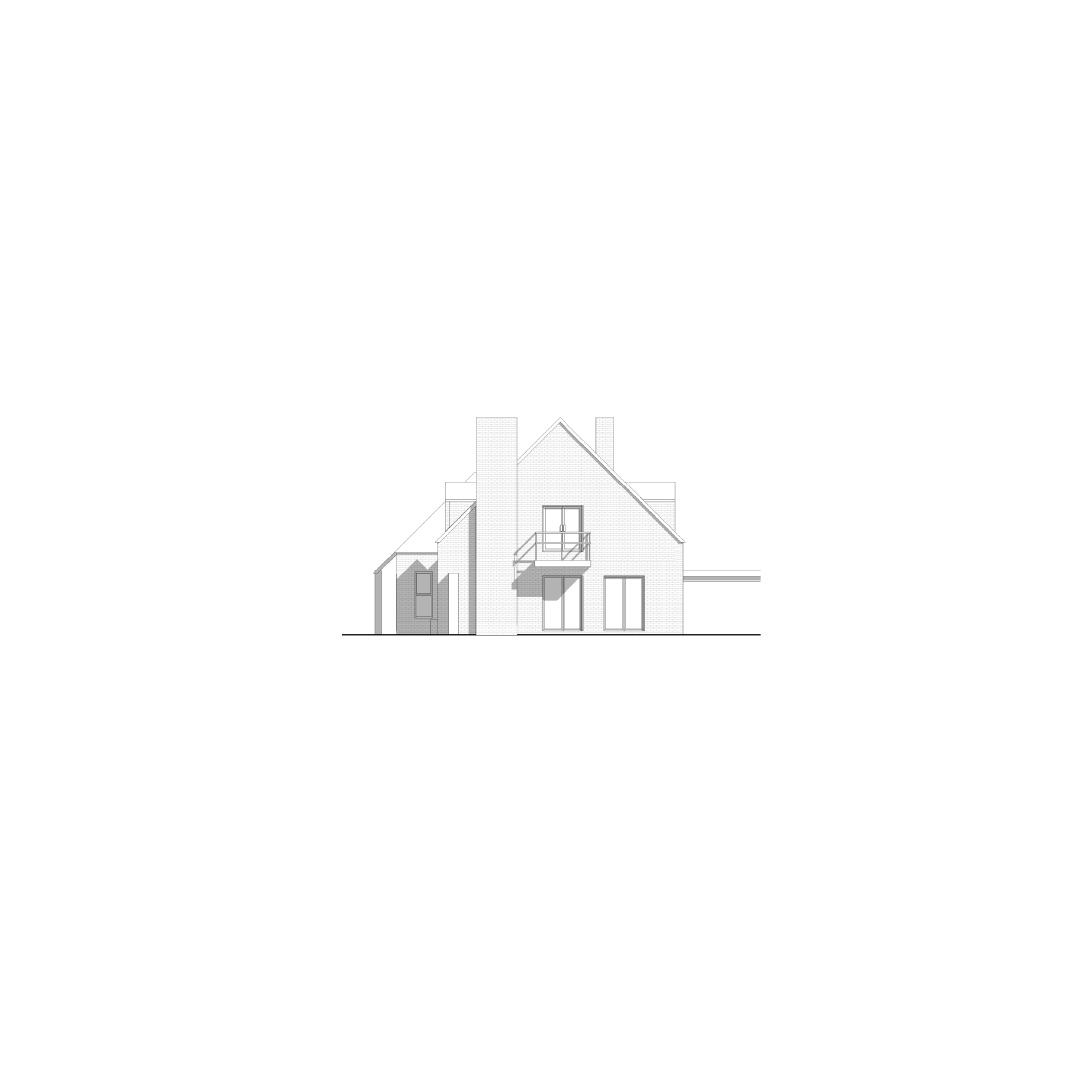 Woning SAK, uitbreiding en renovatie, Genk-1215338096