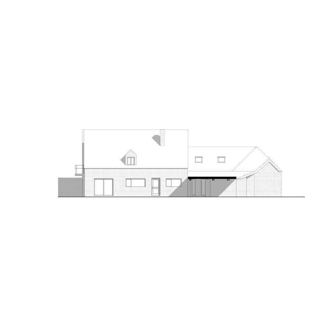 Woning SAK, uitbreiding en renovatie, Genk-2023703285