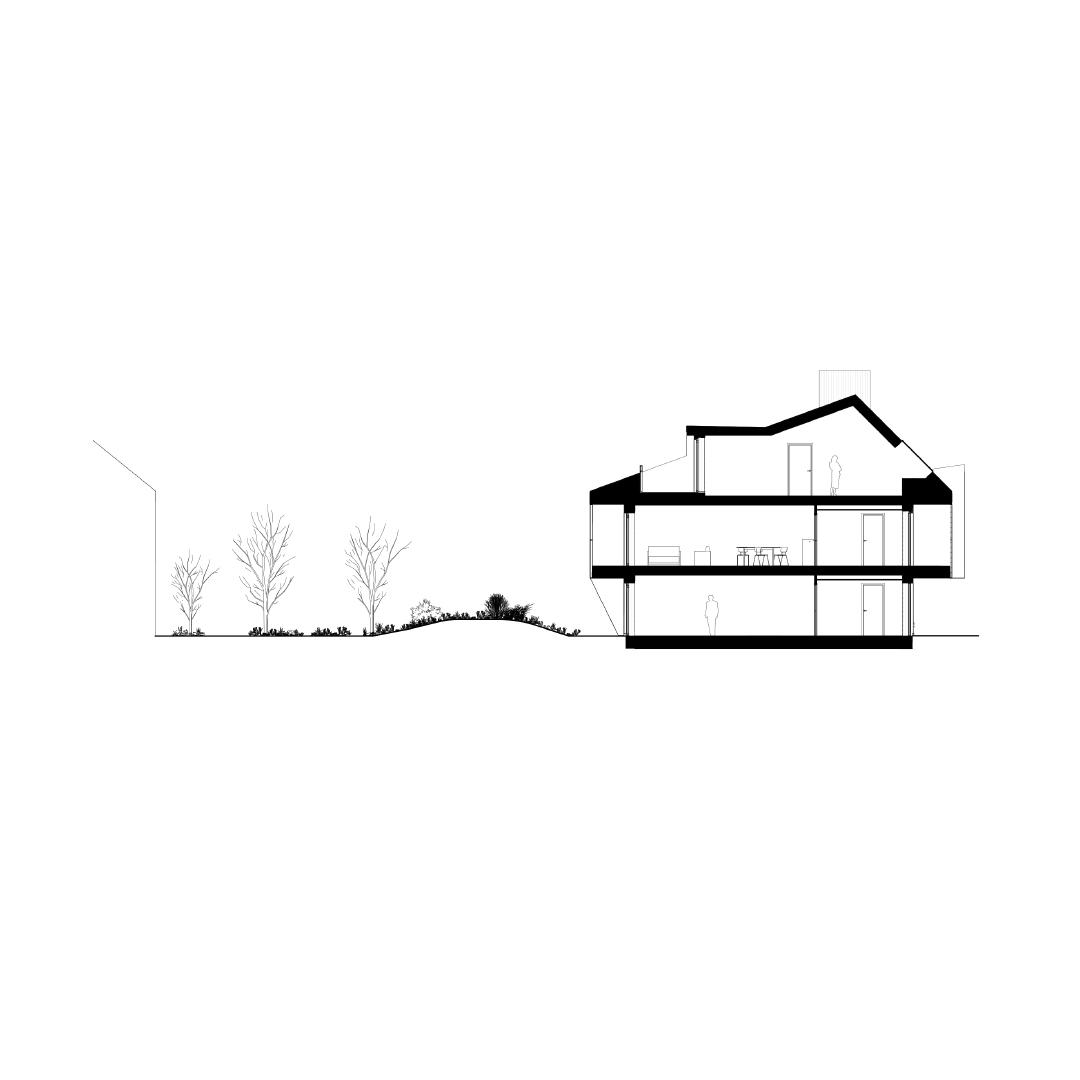 Trojka, collectieve woningen, Scherpenheuvel-Zichem-1222374616