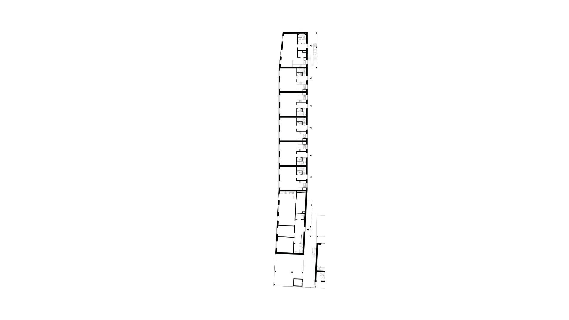 Rauter, collectieve woningen, Anderlecht-1856355538