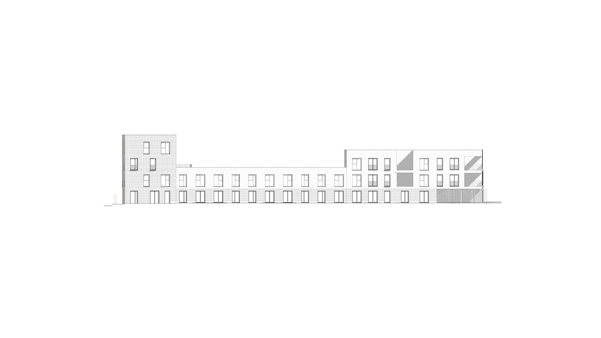 Rauter, collectieve woningen, Anderlecht-70248882
