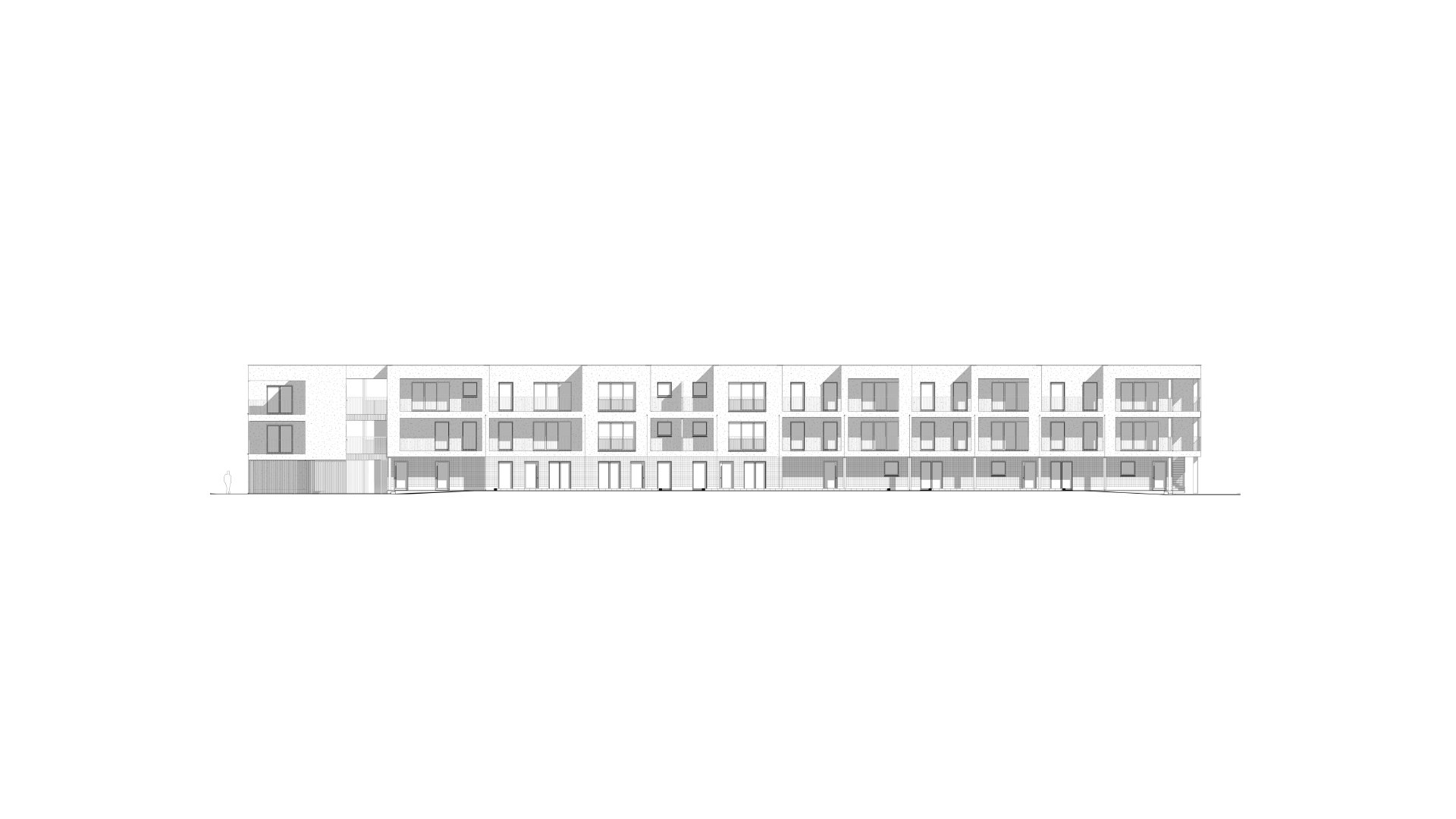 Rauter, collectieve woningen, Anderlecht-1989695254