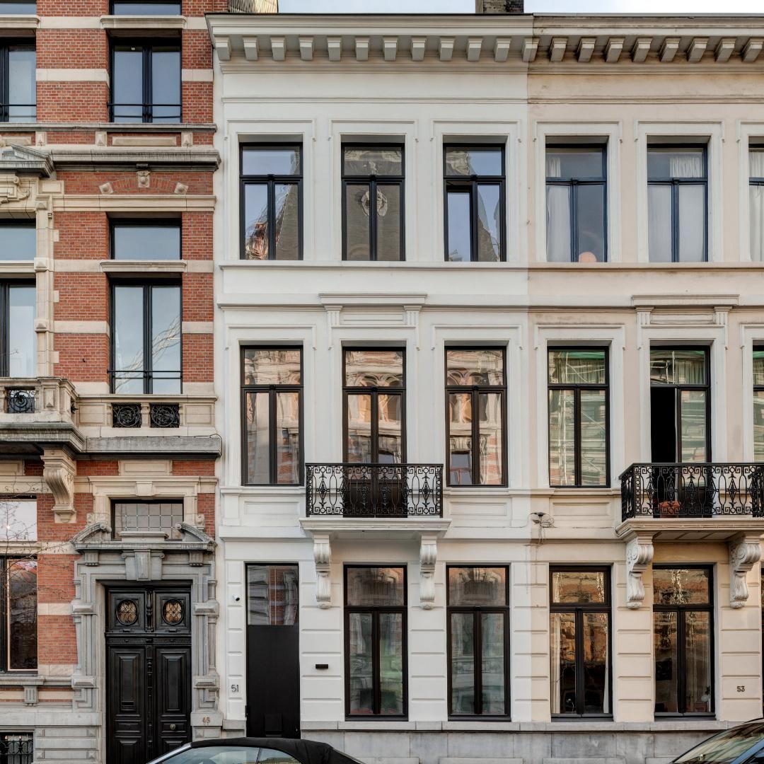 Woning DKE, restauratie en renovatie, Antwerpen-269500496