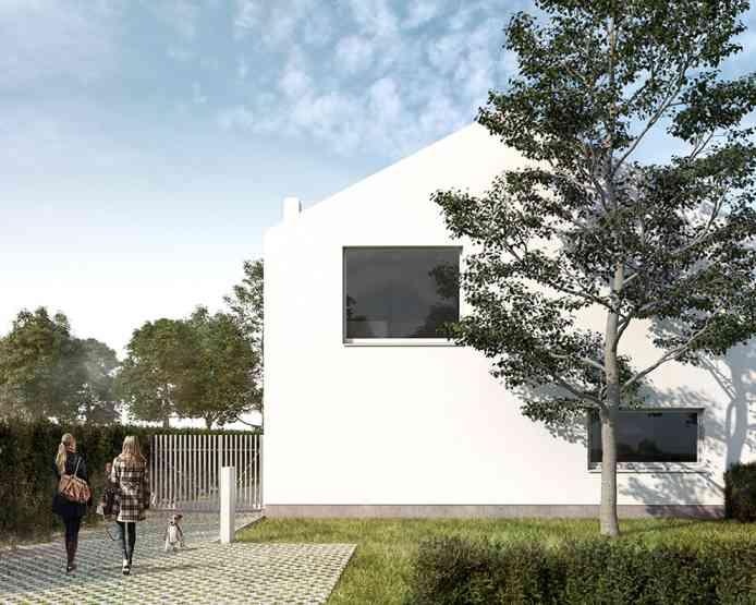 Woning BYL, nieuwbouw, Wachtebeke