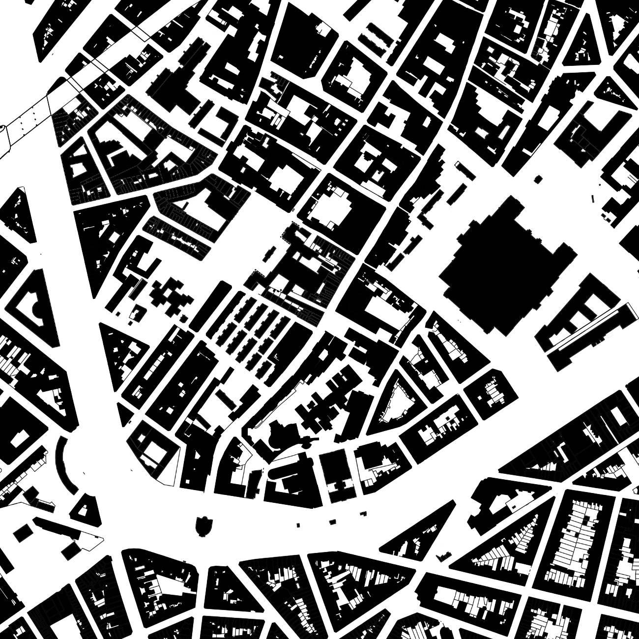 Menslievendheid, collectieve woningen, Brussel-390598243