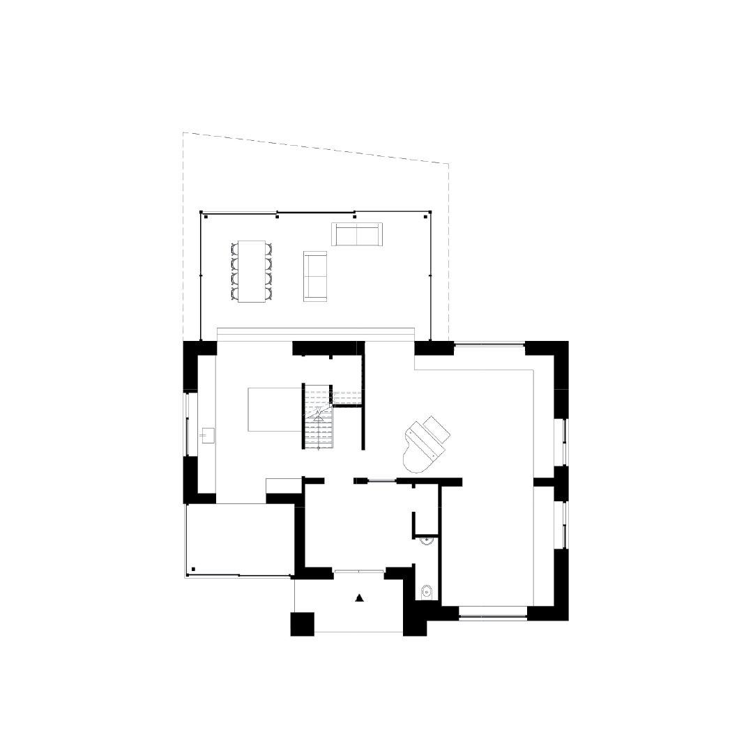 Woning NEI, uitbreiding en renovatie, Genk-1715400477