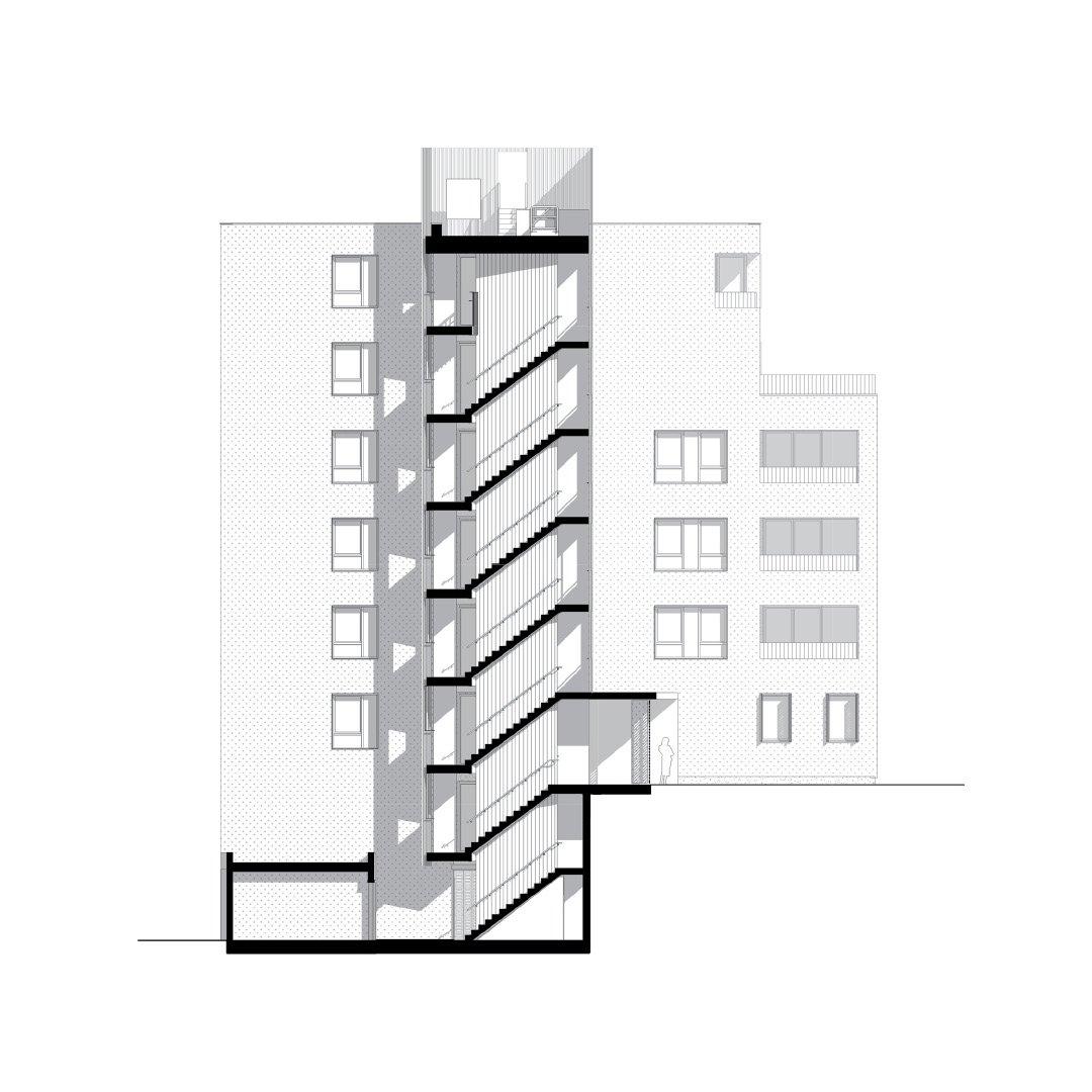 Menslievendheid, collectieve woningen, Brussel-1456495788