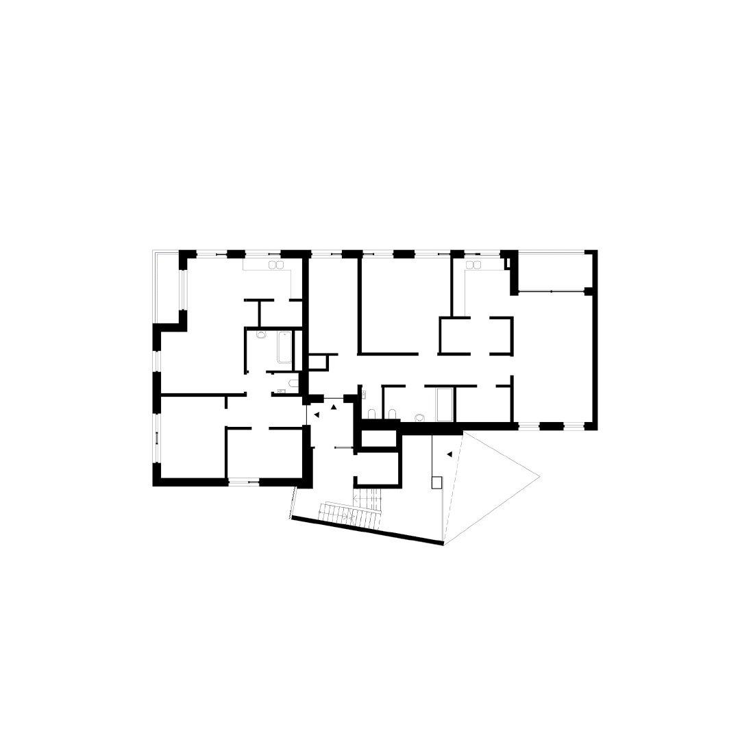Menslievendheid, collectieve woningen, Brussel-1359510408
