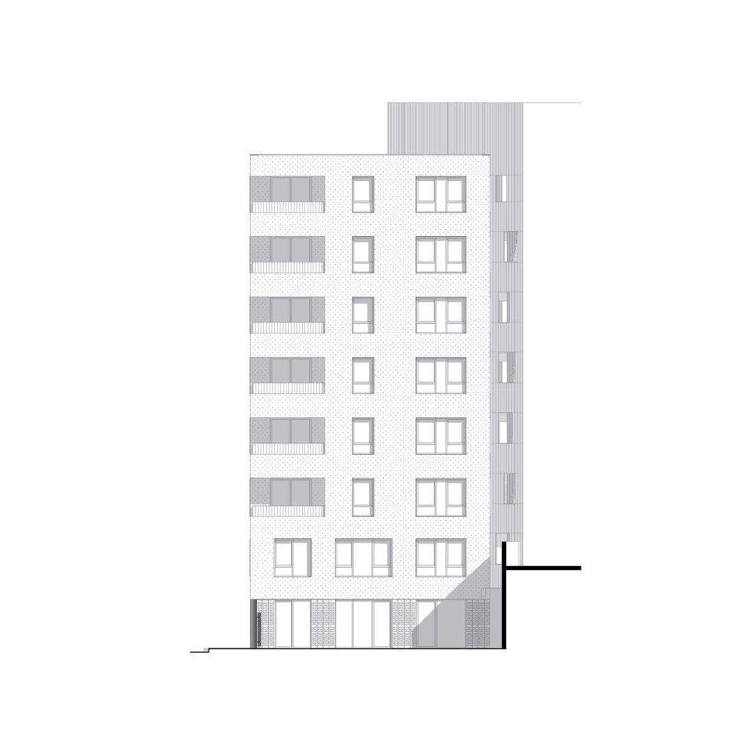 Menslievendheid, collectieve woningen, Brussel-235874051