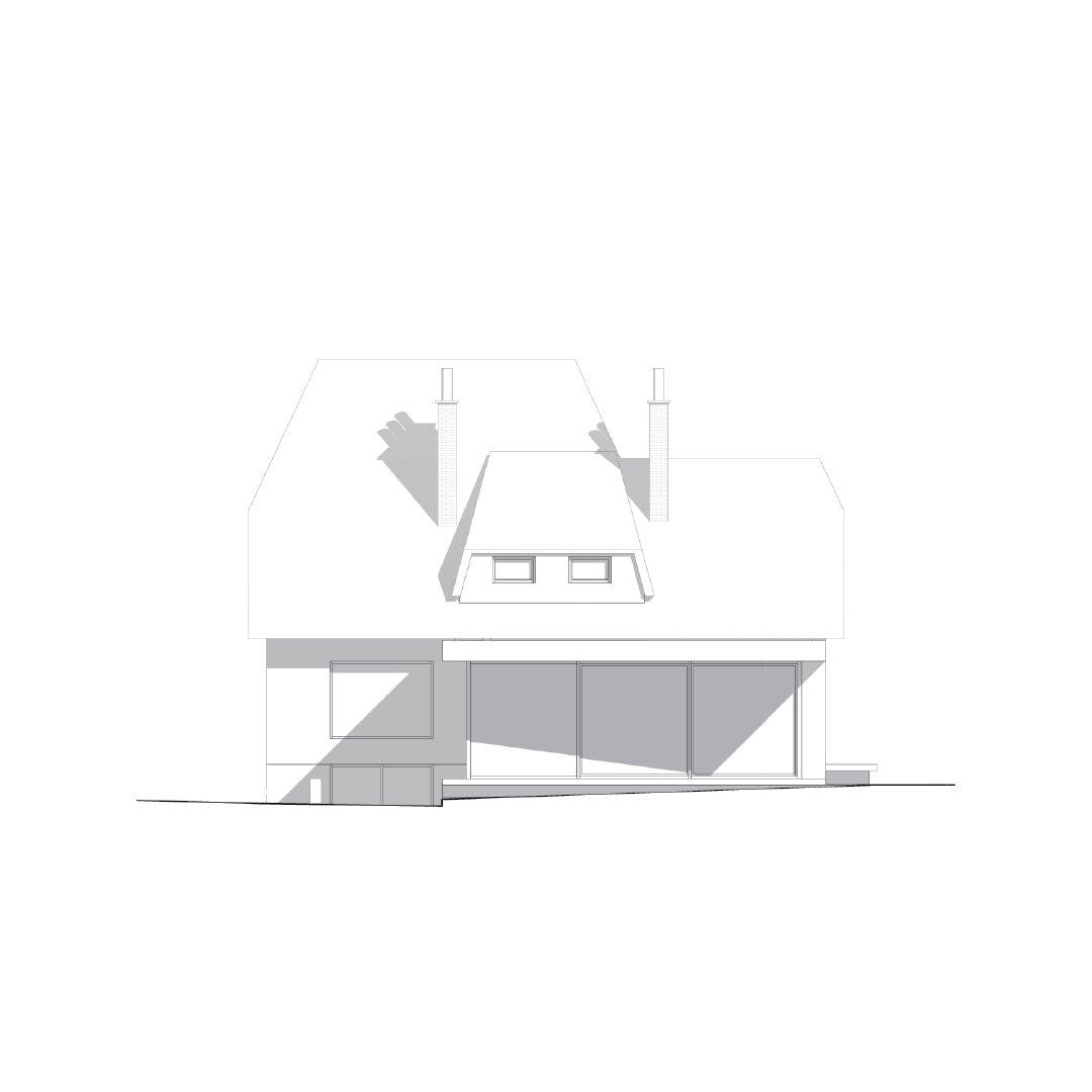 Woning NEI, uitbreiding en renovatie, Genk-1306806355