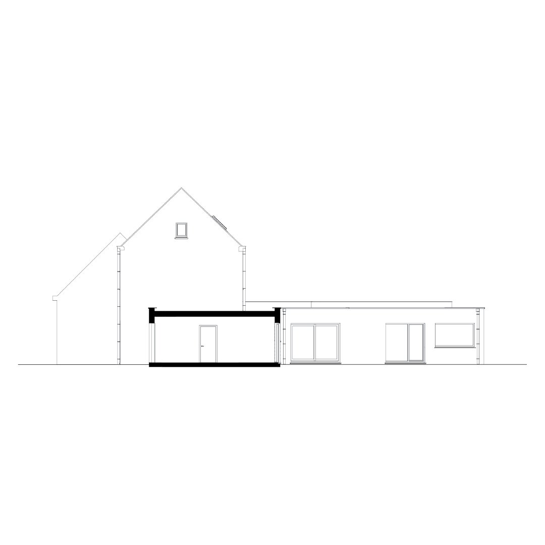 Woning VAB, optopping en renovatie, Lebbeke-1835381380
