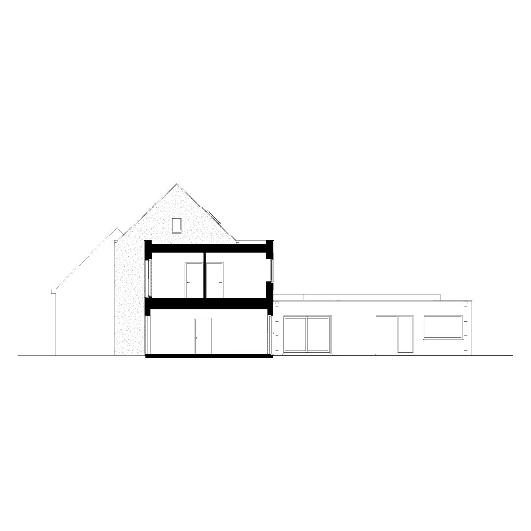 Woning VAB, optopping en renovatie, Lebbeke-1610569317