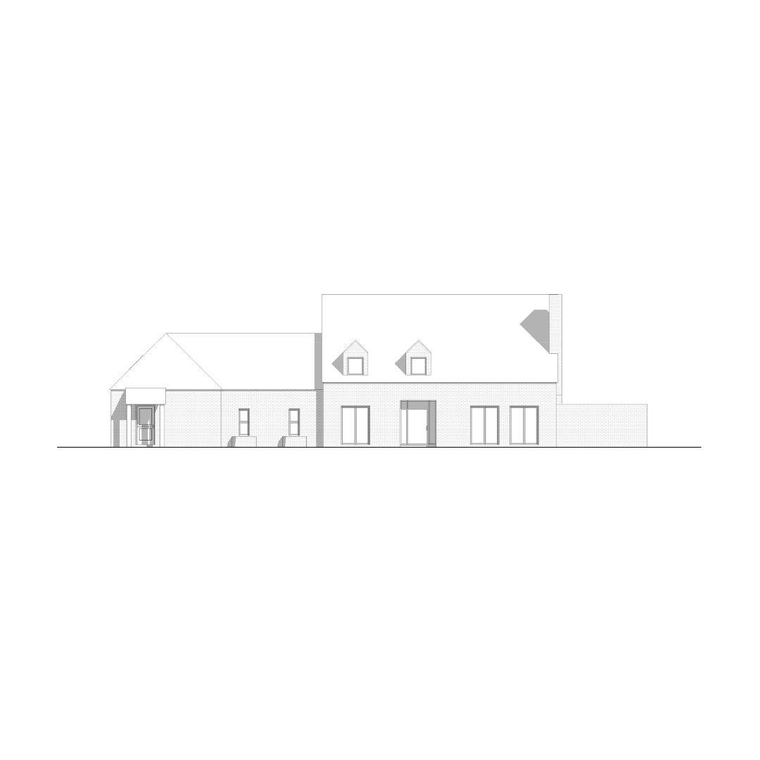 Woning SAK, uitbreiding en renovatie, Genk-885909272