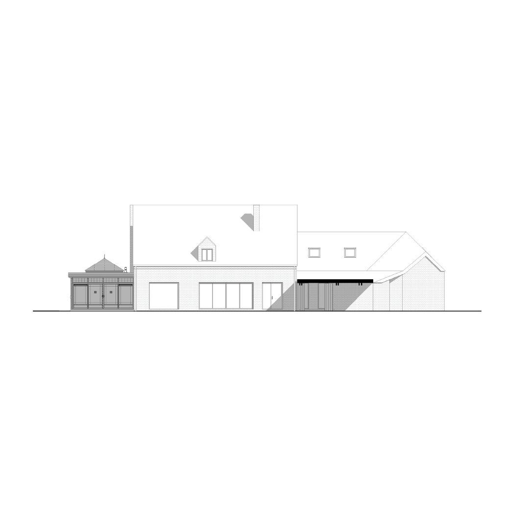 Woning SAK, uitbreiding en renovatie, Genk-1042509100