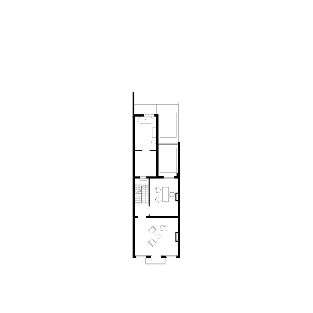 Woning DKE, restauratie en renovatie, Antwerpen-866343351