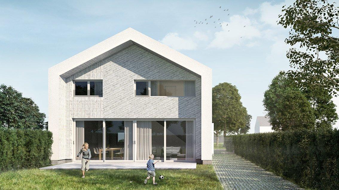 Woning BYL, nieuwbouw, Wachtebeke-1835275532