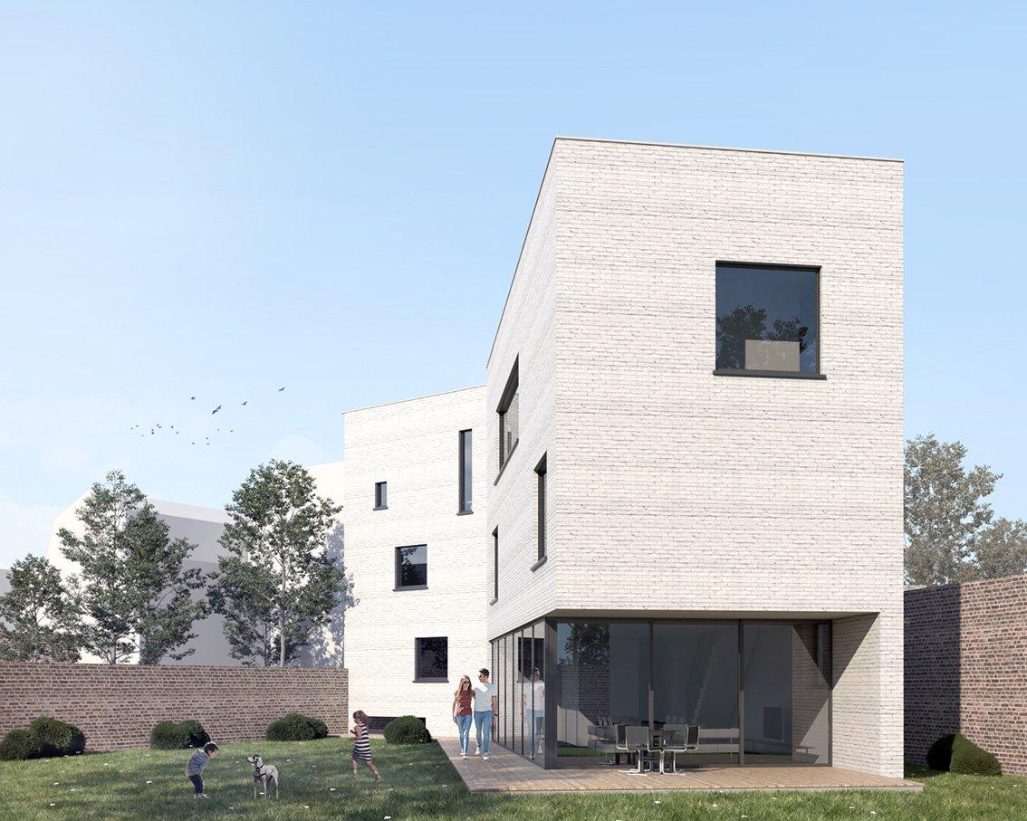 Woning BEB, nieuwbouw, Tongeren-328715263