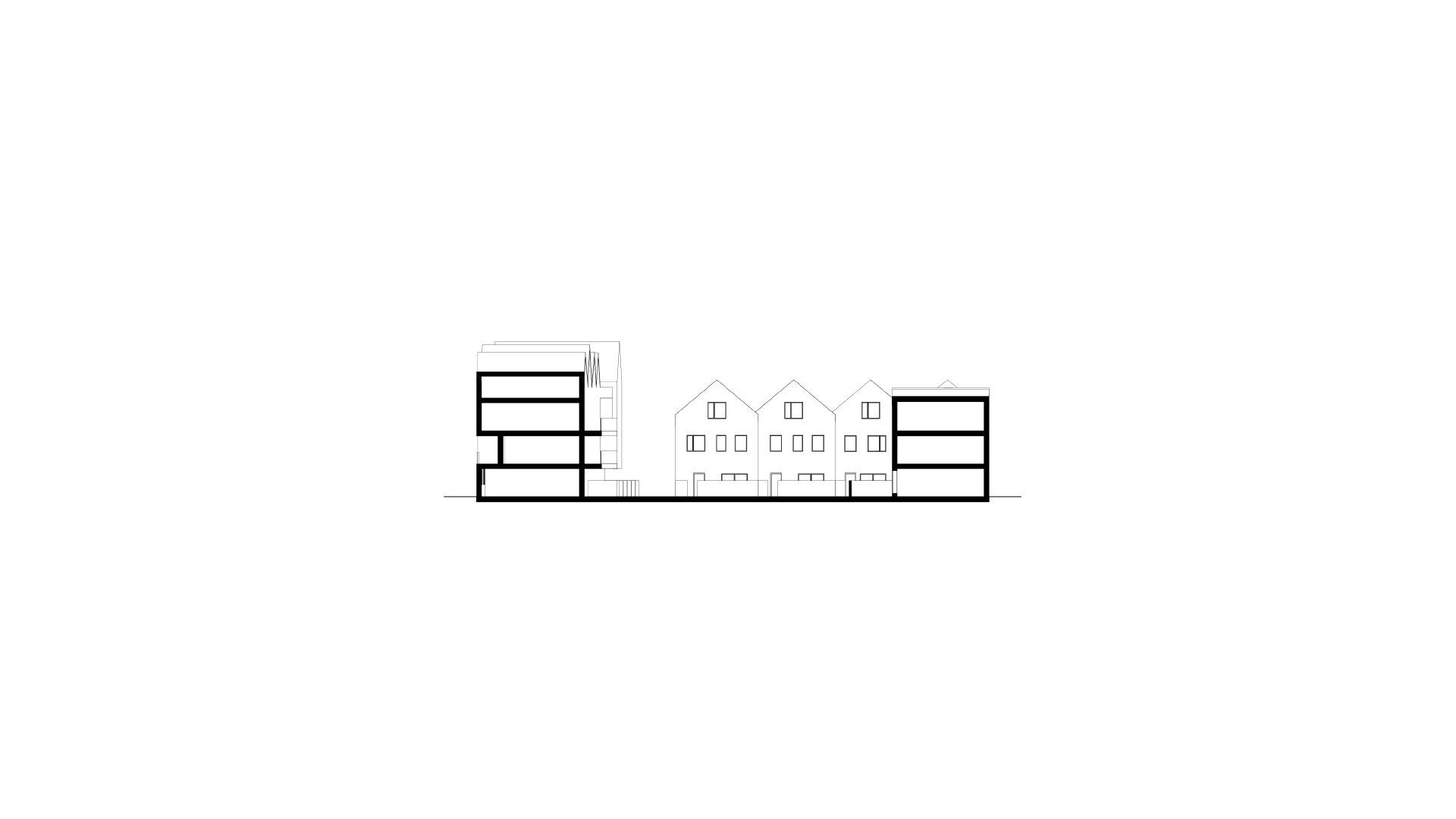 Ezeldijk, collectieve woningen, Diest-986540845