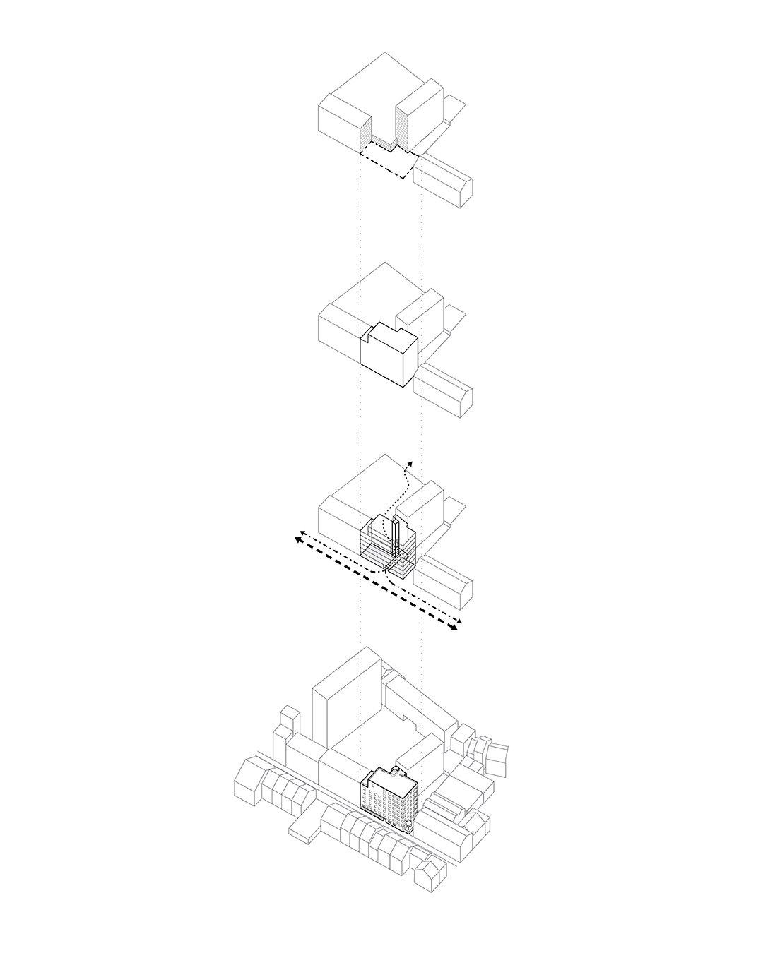 Menslievendheid, collectieve woningen, Brussel-1632142226