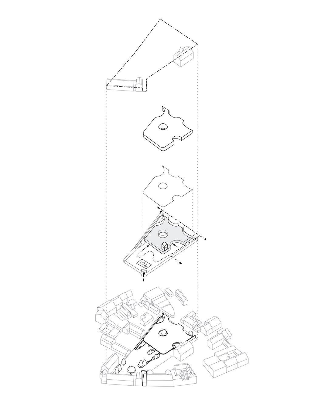 Zorgpark, mixed use, Bree-1022081407