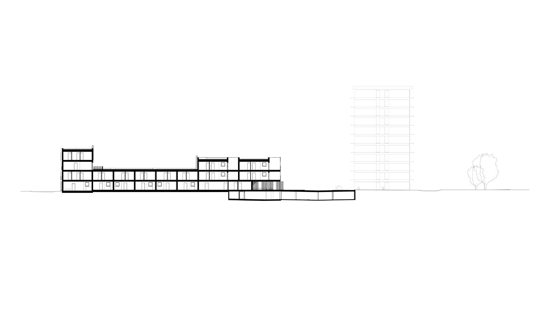 Rauter, collectieve woningen, Anderlecht-857726442