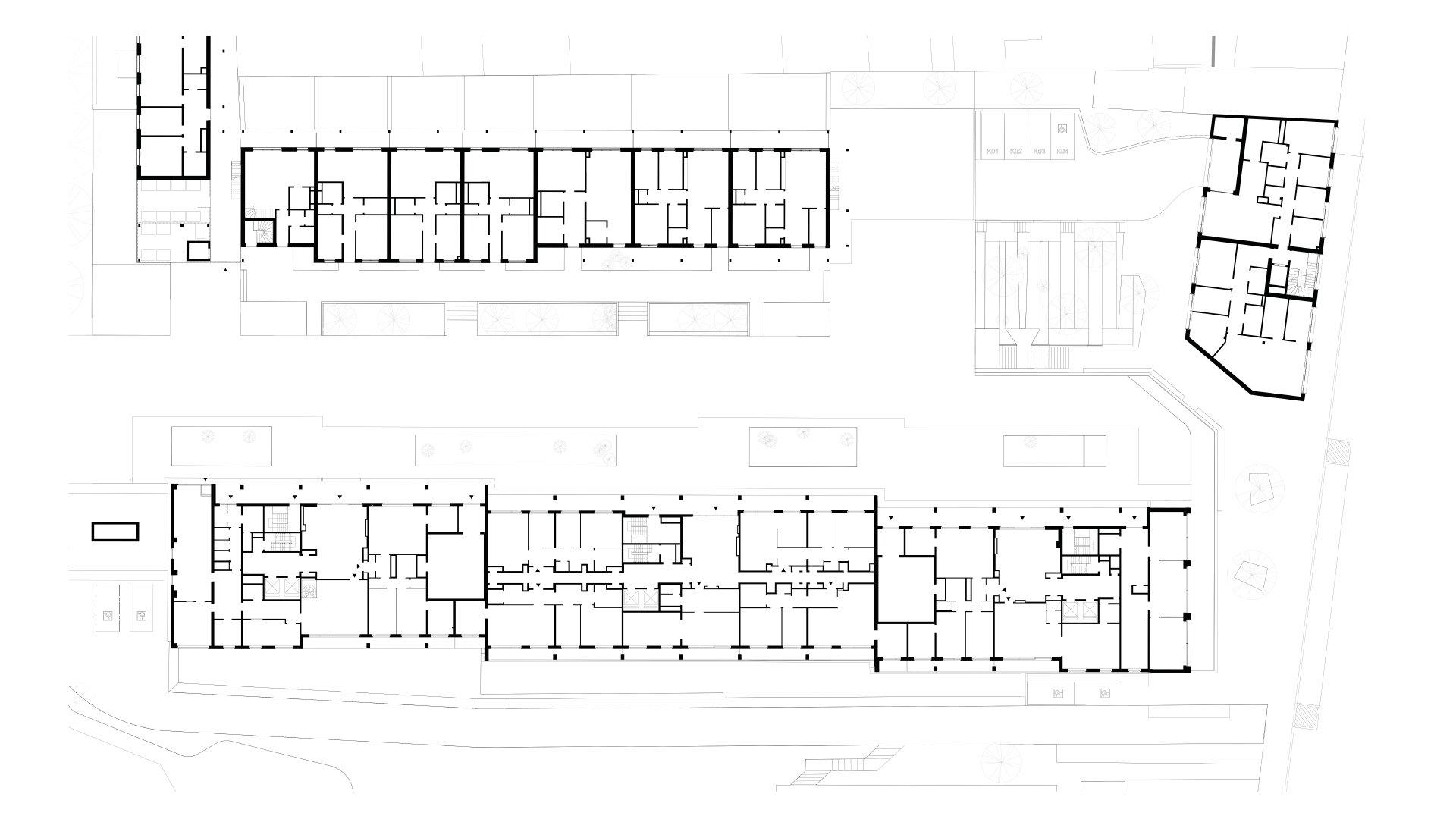 Rauter, collectieve woningen, Anderlecht-161536933
