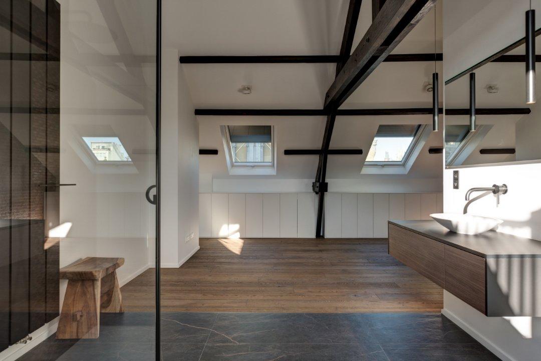Woning DKE, restauratie en renovatie, Antwerpen-2134360884
