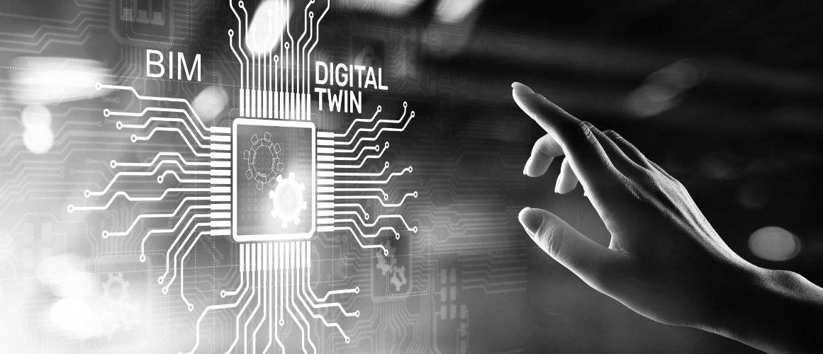 bim & digital twin-65364915